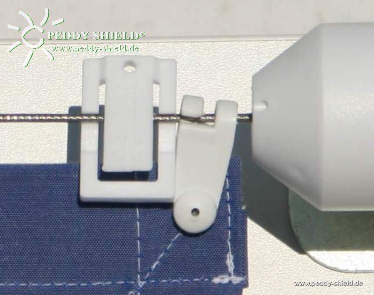 laufhakenstopper 4x f r alle sonnensegel in seilspanntechnik. Black Bedroom Furniture Sets. Home Design Ideas