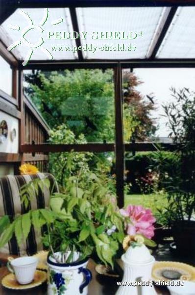 sonnensegel wintergarten, sonnensegel wintergarten - 96 x 330 cm - uni hell elfenbein - ohne, Design ideen